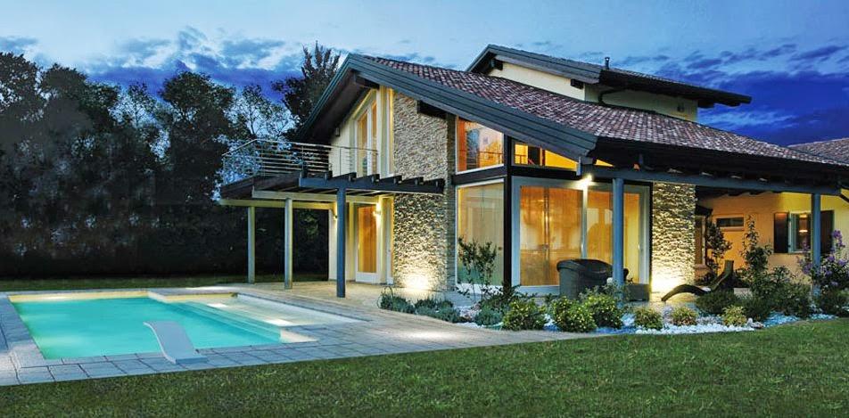 Case in legno a corigliano calabro - Architettura case moderne idee ...