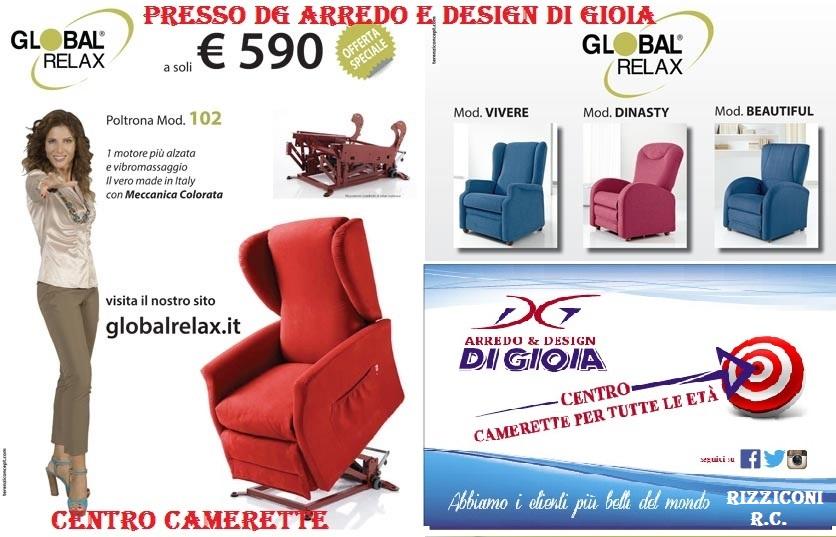 Poltrone Rc Prezzi.Poltrone Relax Prezzi Reggio Calabria Reggio Calabria Rc