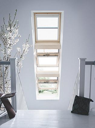 Finestre da tetto velux fakro a modica for Finestre velux ggl