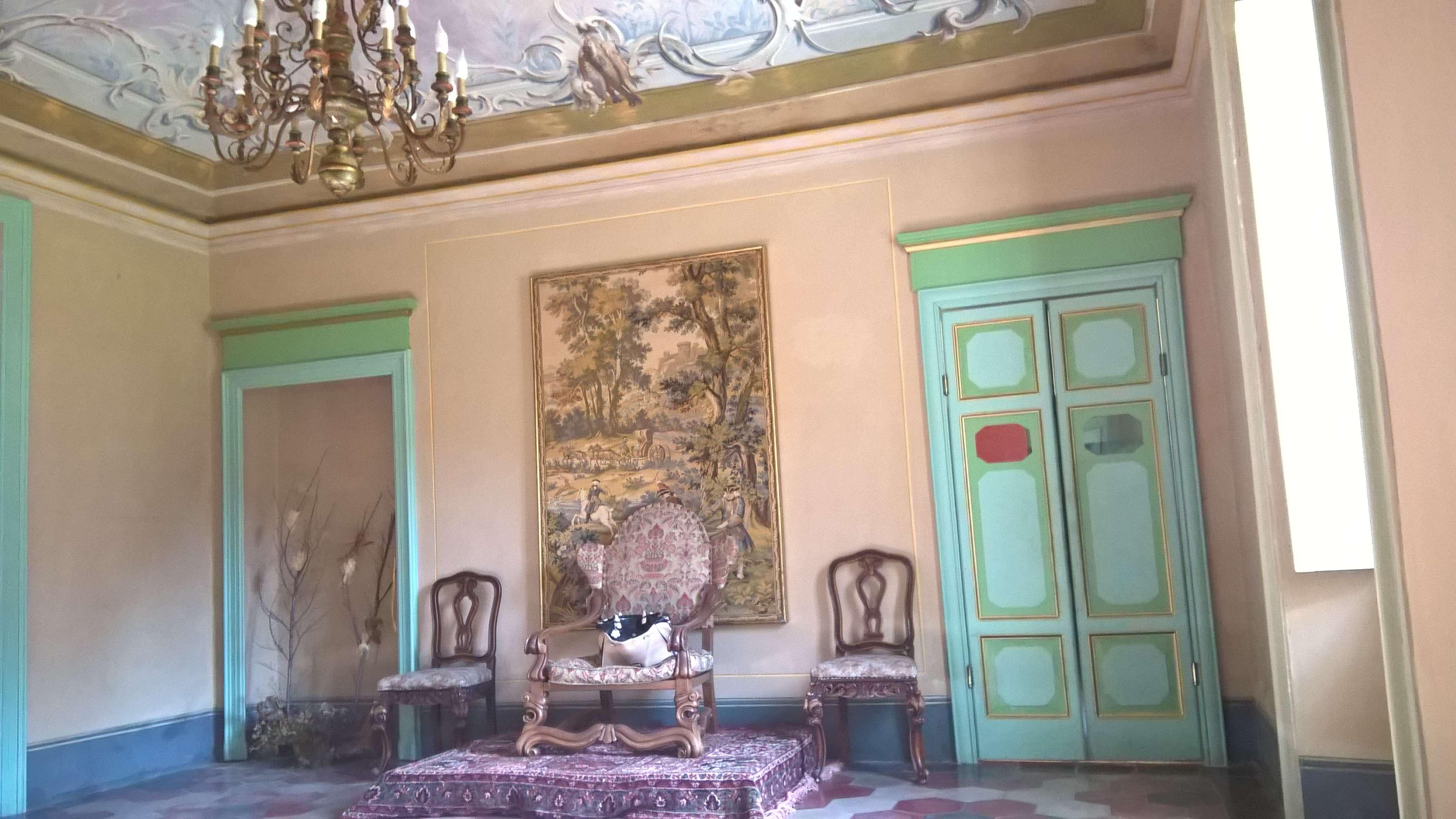 Casa di lusso villa lambertenghi milano for Case di lusso a milano