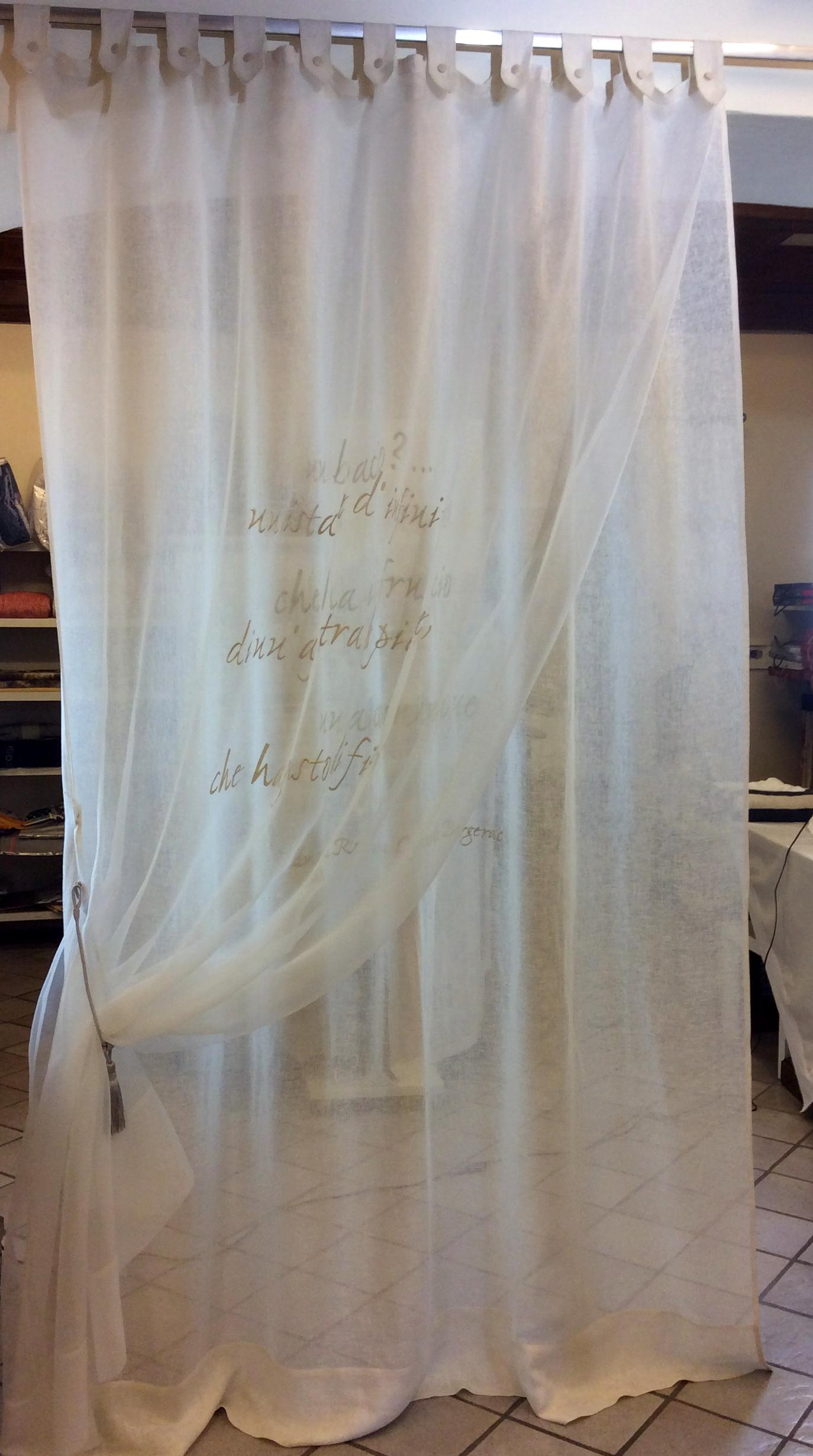 Tenda Mastro Raphael Poems Torino