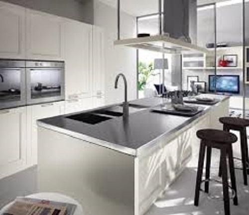 Cucine moderne in acciaio Carignano e dintorni